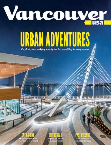 2019 Travel Magazine Cover