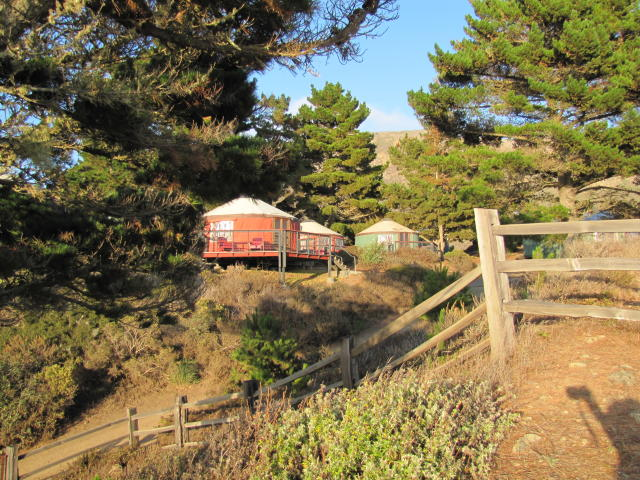 Treebones Resort, Big Sur