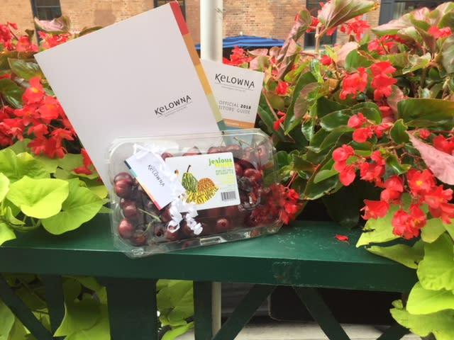 Cherry Delivery Toronto