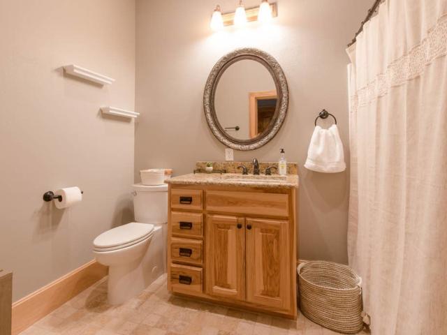 Two Room Loft Bathroom