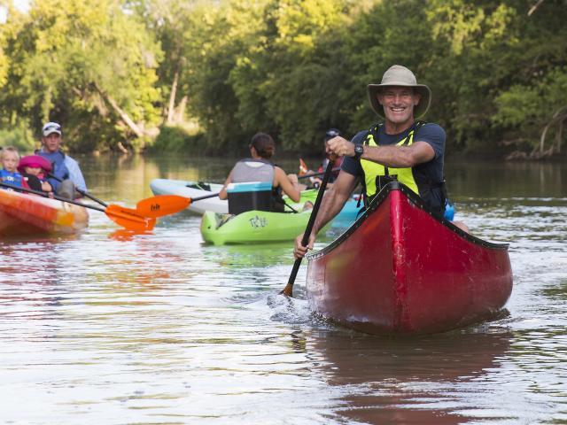 Kayak, Canoe, and Paddle Board Rentals
