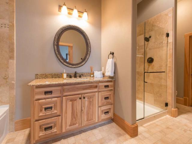 Two Room Master Bathroom