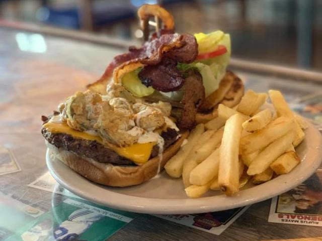 The Diablo Burger