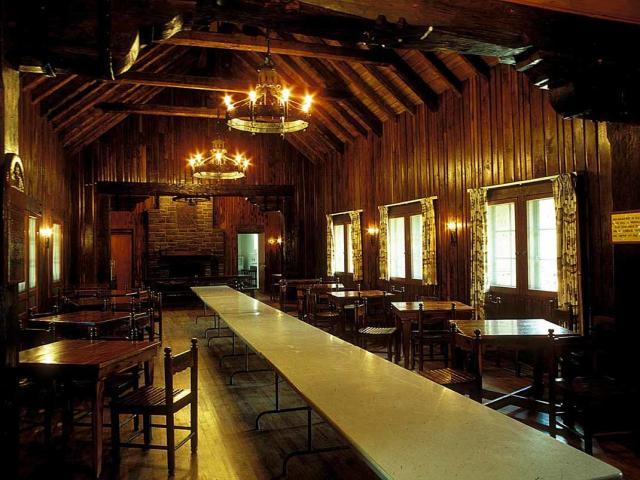 Refectory Interior