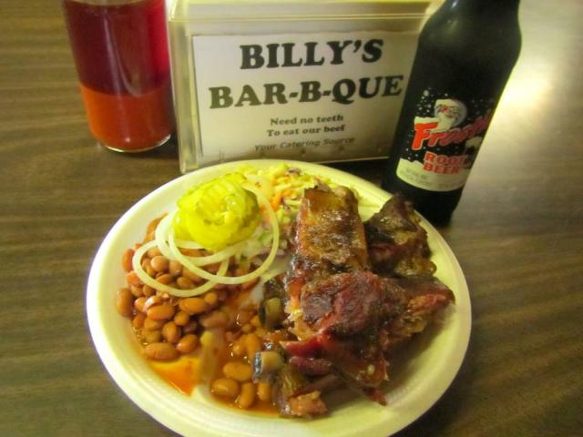 Billy's Pit Barbeque