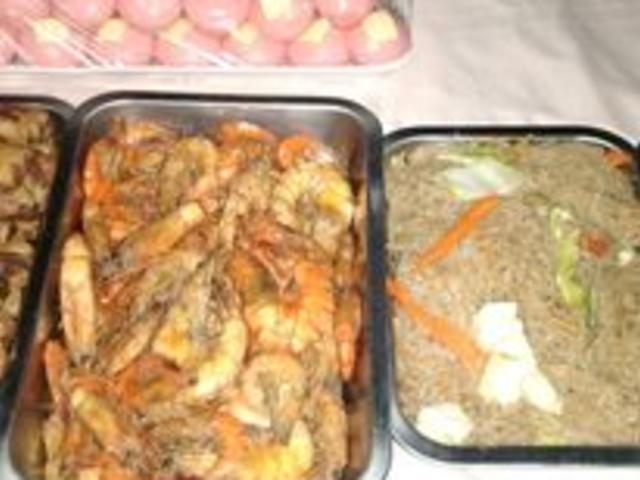 Catering Serving