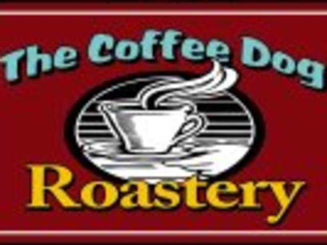 Coffee Dog Roastery Logo