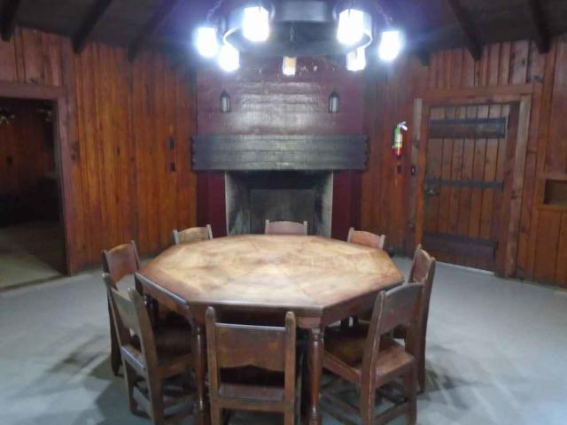 Lost Pines Dining Room