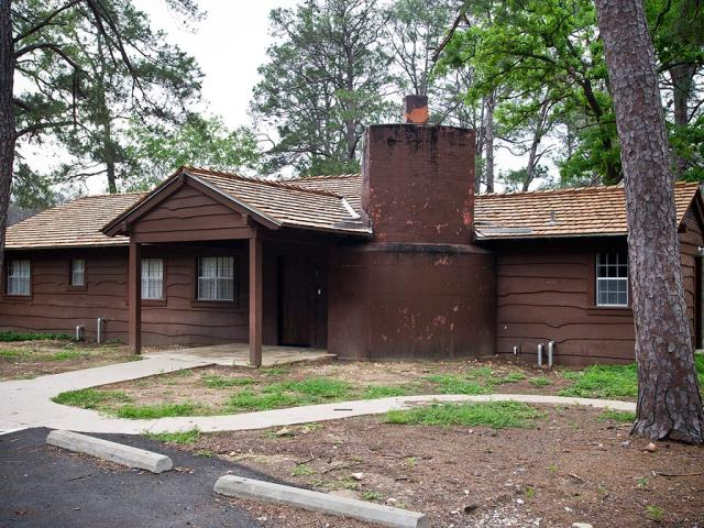 Lost Pines Lodge