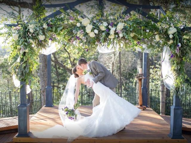 Red Ridge Wedding Photo