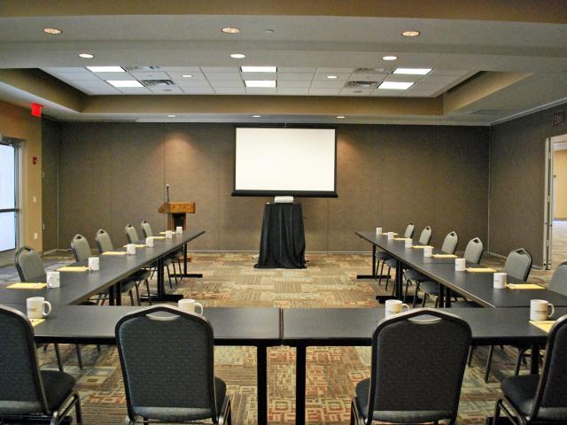 Board Meeting Setup