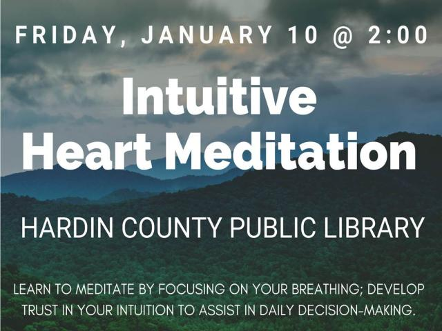 Intuitive Heart Meditation