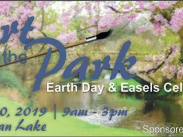 Art in the Park Earth Day & Easels Celebration