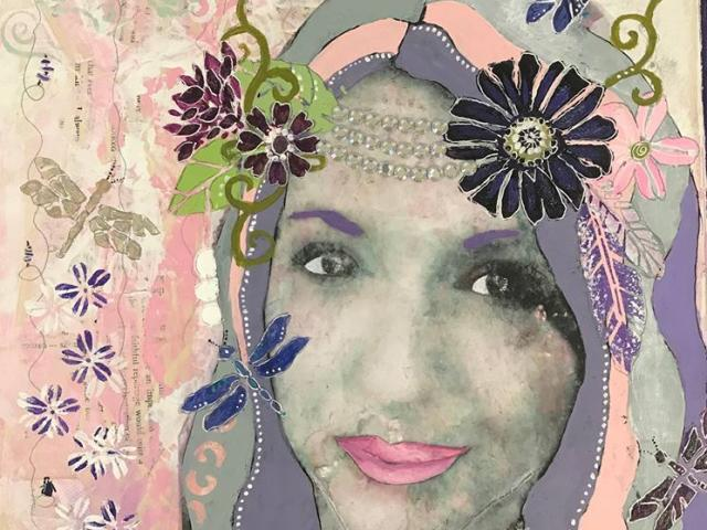 The Boho Beauty That is You Mixed Media Event