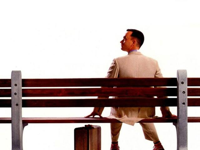 "Second Saturday Movie Series, ""Forrest Gump"""