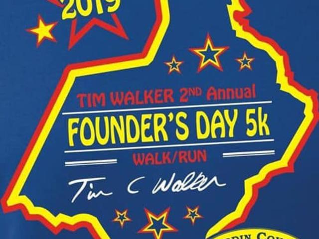 Tim Walker 5K Fun Run/Walk