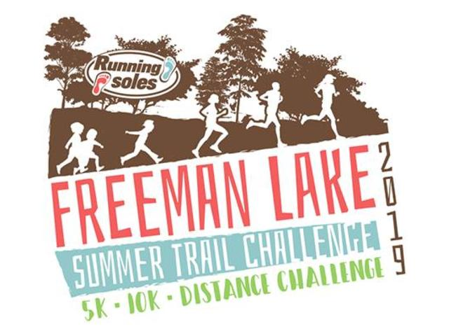2019 Freeman Lake Summer Trail Challenge