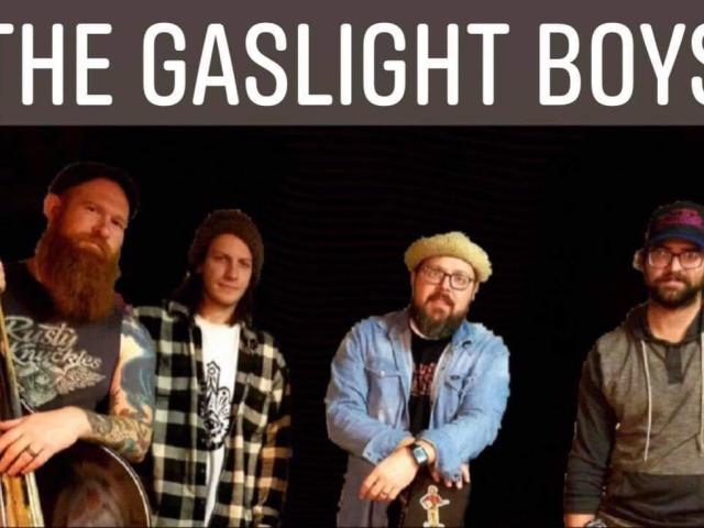 The GasLight Boys LIVE at Flywheel Brewing