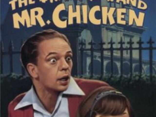 """Movies @ The State, """"The Ghost and Mr. Chicken"""""""