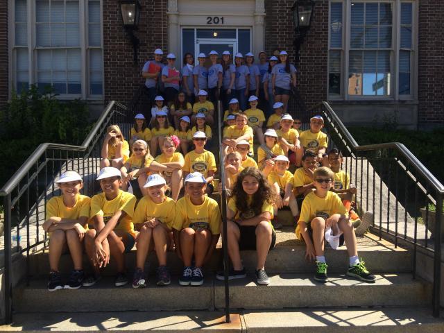 Summer History Camp