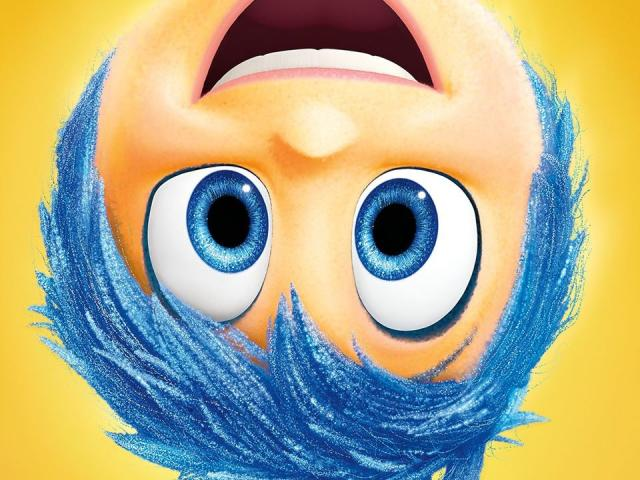 "Second Saturday Movie Series, ""Inside Out"""