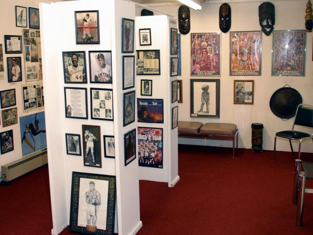 Black History Gallery Open House