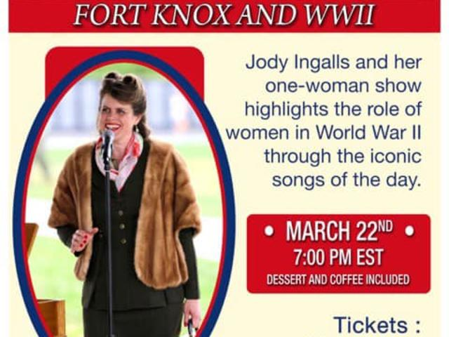 """""""Women in History Month"""", Sentimental Journey:  Fort Knox and WWII"""