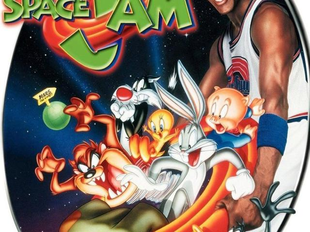 "Second Saturday Movie Series, ""Space Jam"""