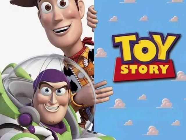"Movies @ The State, ""Toy Story"""