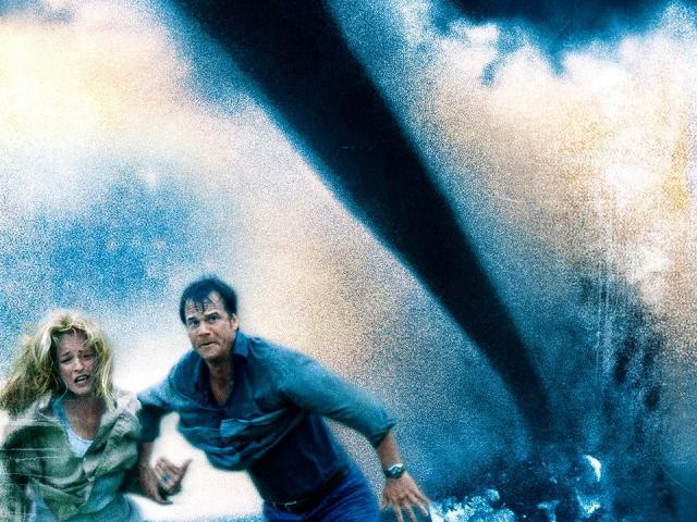 "Second Saturday Movie Series, ""Twister"""