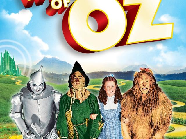 "Movies @ The State, ""The Wizard of Oz"""
