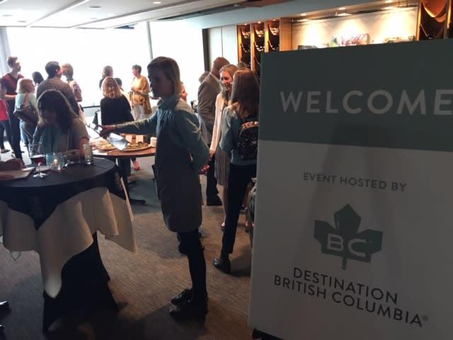 Photo of DBC Reception