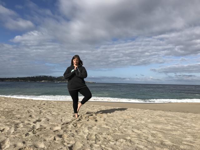 Monterey Bay Meditation