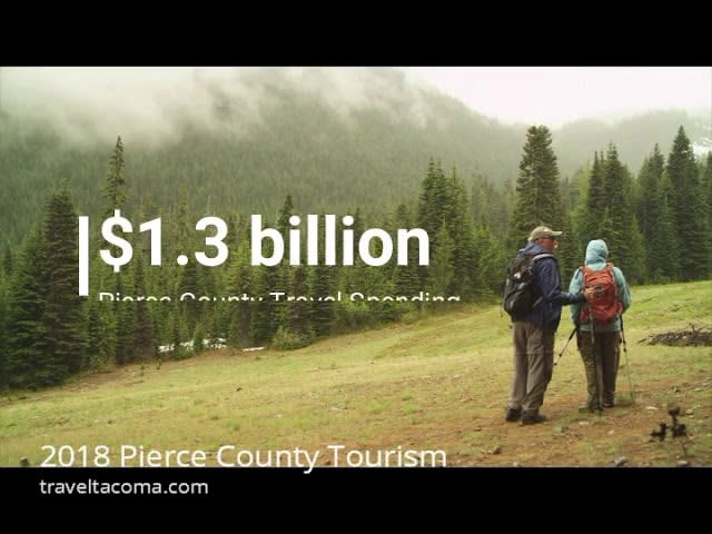 PIERCE COUNTY TOURISM SPENDING AND HOTELS BOTH HIT RECORD HIGHS – AGAIN