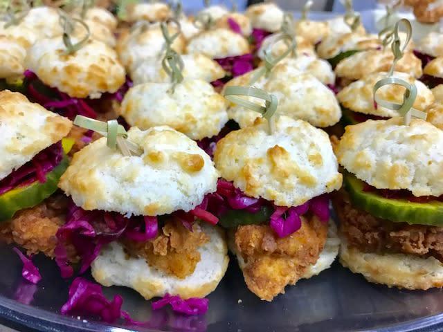 Dempsey Biscuit Co Chicken Sandwiches