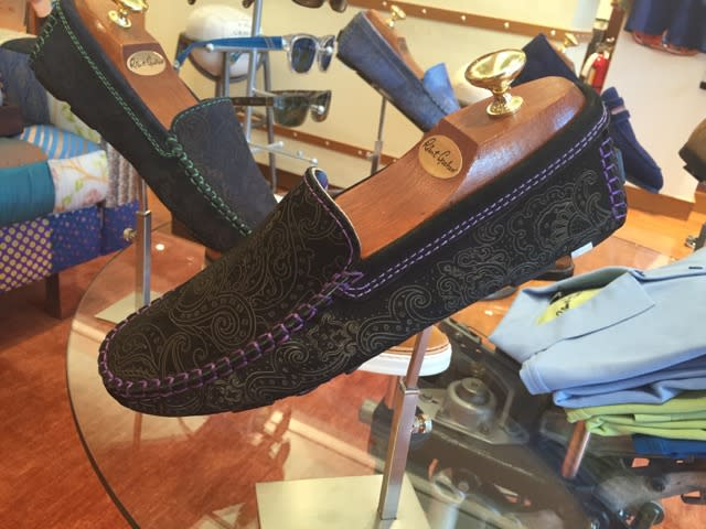 Robert Graham Shoe