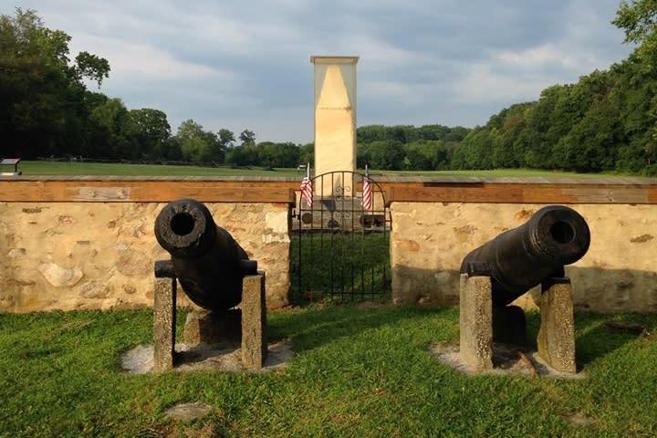Paoli Battlefield Monument