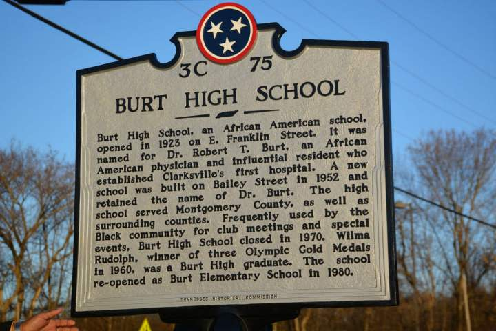 Burt-High-School-Marker