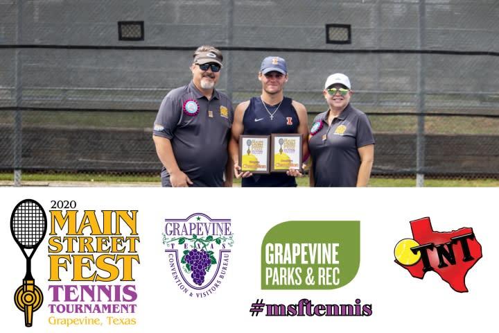 MSF Tennis Singles Winners
