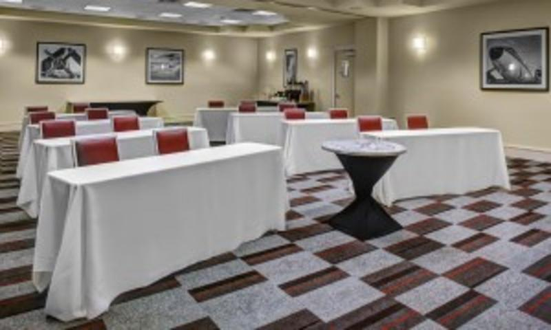 Classroom style at the Four Points by Sheraton-Huntsville Airport