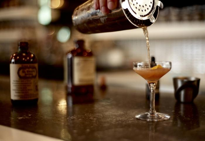 Napa Valley Distillery cocktails