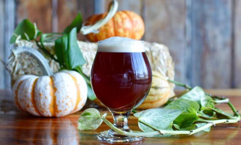Witch of Pungo Back Bay Brewing Beer
