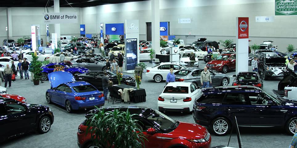 Civic Center - Auto Show