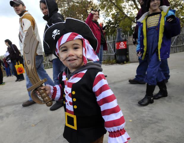 Halloween Racine