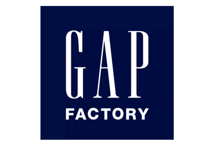 GAP Factory logo