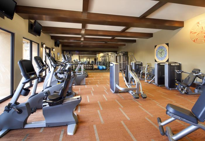 Aji Fitness Center 2/10