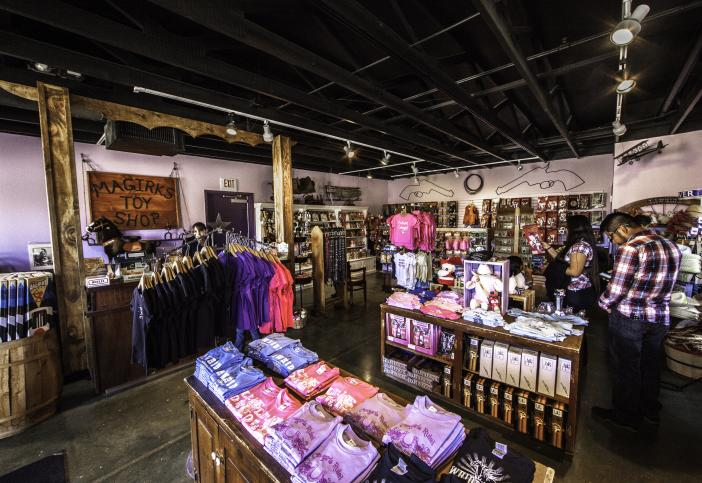 Rawhide Gift Shop