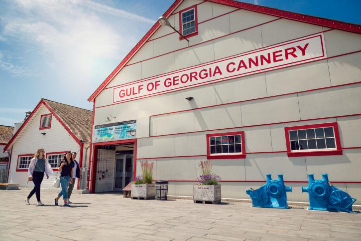 Gulf of Georgia Cannery - Photo: Tourism Richmond