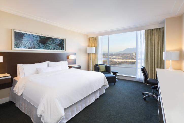 Photo: Westin Wall Centre, Vancouver Airport Hotel