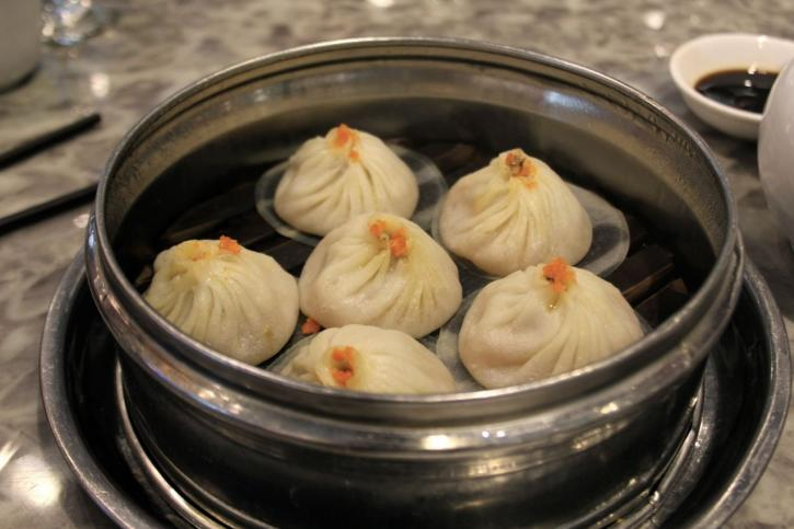 Top Shanghai xiao long bao